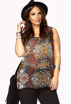Plus Sizes | womens clothing, clothes and apparel | shop online | Forever 21 - 2000075016
