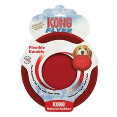 Kong Flyer ** You can find more details here : Kong dog toys