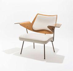 Robin Day, Royal Festival Hall Chair, modèle 700, édition Hille, 1956