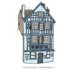 Tim Sutciffe illustration