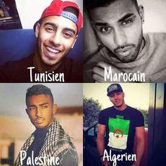 Teen myself meet new handsome arab