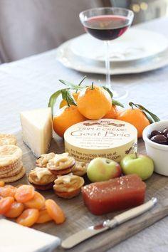 dustjacketattic:  cheese & fruit platter | dose of pretty