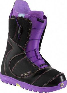 f0e68f75dc Burton Mint Black  amp  Purple 2014 Girls Snowboard Boots at Zumiez   PDP   SnowboardBoots