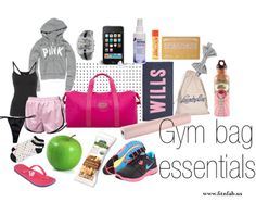 Ultimate Gym Bag Essentials