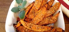 The Best Sweet Potato Fries You'll Ever Make