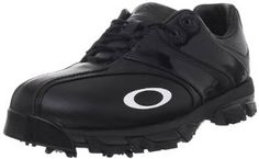 cce8a429210 Made from leather with a rubber sole these mens superdrive tour golf shoes  by Oakley will keep you feeling dry and comfortable when out on the golf  course