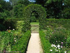 Bauerngarten/Gemüsegarten, Botanischer Gärten, Münster NRW