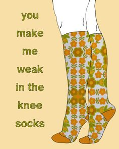 Freebie download & print from My Girl Thursday.  There's a second variation with plaid socks.