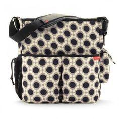Skip Hop Blossom Duo Deluxe Diaper Bag