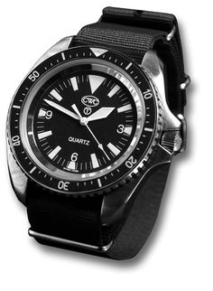 CWC ROYAL NAVY DIVERS ISSUE WATCH