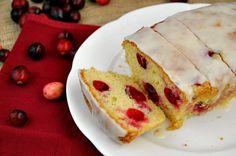 Fresh Cranberry & Tangerine Mini Loaves