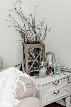 Decorating for Winter and Behind the Scenes Tips for Your Home| www.andersonandgrant.com