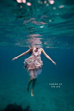 Love the underwater shots