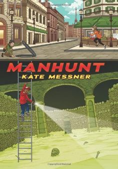 Manhunt by Kate Messner