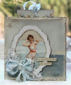 Crafting ideas from Sizzix UK: Frame it!