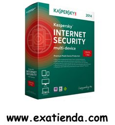 Ya disponible Antiv. Kaspersky is 2014 1lc multi device   (por sólo 36.95 € IVA incluído):   - Kaspersky Internet Security 2014 1LC Multi-Device - Compatible con: Android, Mac OS, Windows - Kaspersky Anti Virus 2014 es el núcleo del sistema de seguridad de tu ordenador y proporciona protección en tiempo real frente a los programas maliciosos. Con la más avanzada tecnología, funciona en segundo plano ofreciendo protección en la nube en tiempo real frente a peligros nu
