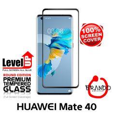 Brando Workshop Full Screen Coverage Glass Protector (Huawei Mate 40) - Black Phone Screen Protector, Glass Protector, Usb Gadgets, Workshop, Black, Atelier, Black People, Work Shop Garage