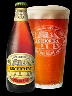 Anchor Brewing -- Anchor IPA (★★★★)