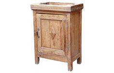 French Colonial Nightstand $785.00