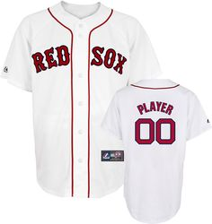 Boston  RedSox Any Player Youth Home MLB Replica  Jersey  59.99 http    daa52e1a120