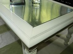 family room coffee table, re-do #2 | paint coffee tables