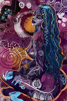 Tahiya Fine Art Print In Apartment Shopping Art - Tahiya Fine Art Print May These Inks Provide Vivid And Vibrant Color And Are Designed To Last Years Signed By Justin Copeland Frame Not Included Black Women Art Sexy Black Ar Sexy Black Art, Black Love Art, Black Girl Art, Arte Dope, Dope Art, Arte Black, Afrique Art, Black Art Pictures, Beautiful Pictures