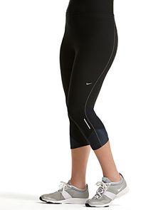 Bloomingdale's - Nike Plus Size Runner's Tech Capri