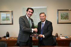 Castilla y León colabora en la protección y conservación de su medio ambiente con Red Eléctrica de España http://www.revcyl.com/web/index.php/medio-ambiente/item/9039-castilla-y-leon