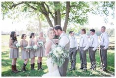 Stanleys-Olde-Maple-Lane-Farm-Wedding-Stephanie-Beach-Photography-bride-bridesmaids-groom-groomsmen