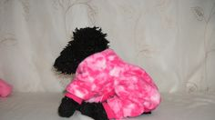 xsmall pink on pink tie dye pajamas by FlyingPigsInc on Etsy