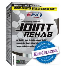 All American EFX Joint Rehab 60 Capsules - Joint Health - Shop by Health Condition - Vitamins, Minerals, Herbs & More
