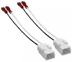 SPEAKER HARNESS FOR 87/'-11/' EURO MAZDA AND NISSAN VEHICLES