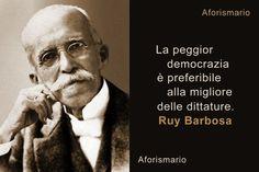 Aforismario®: Democrazia e Dittatura - Frasi e citazioni