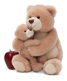 Take a look at this 'Love You Always' Bear Plush Toy by GUND on #zulily today!