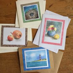 HANDMADE Stationery/Cards/Special by BlueStockingGallery on Etsy