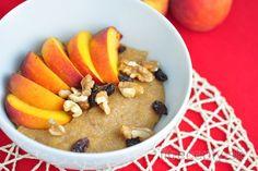 Fit tvarohový krém s kiwi a makom Kiwi, Tofu, Quinoa, Acai Bowl, Smoothies, Pancakes, Pudding, Breakfast, Fitness