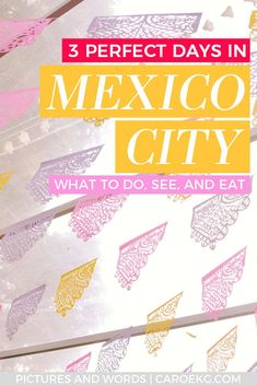 Need some Mexico City itinerary inspiration? Be sure to read this Mexico City travel guide, packed full of the best things to do in Mexico City. You will also discover where to stay in Mexico City, as well as the best Mexico City food to help you plan the best trip to CDMX ever! #mexicocity #mexico #cdmx #mexicocitytravel #mexicocitygyide #df