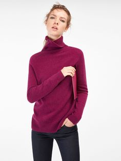 Pull Col Roulé Massimo Dutti Taille M 59,95€