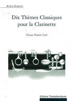 10 Themes for clarinet