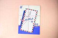 Air Mail Kit   Paper Pastries
