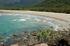 Cape Tribulation ... Where sea meets forest... One of the most breathtaking places I've been... So far