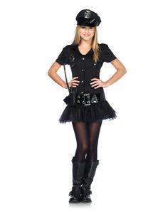 teen halloween girls costumes | Halloween Costumes / KIDS / TWEEN / Classic / Sergeant Sassy Teen ...