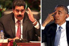 """¡UY, QUÉ MIEDO! Maduro """"da plazo"""" a Obama hasta el #20E para que derogue el decreto (Video) - http://www.notiexpresscolor.com/2016/11/14/uy-que-miedo-maduro-da-plazo-a-obama-hasta-el-20e-para-que-derogue-el-decreto-video/"""