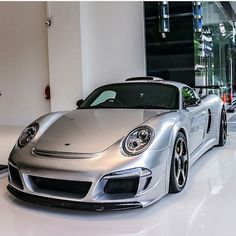 Awesome RUF CTR3 Coupé