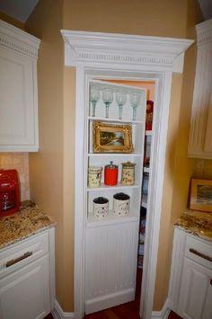 Home Channel TV: Secret Passageways to Hidden Rooms Hidden Spaces, Hidden Rooms, Hidden Pantry, Hidden Storage, Pantry Storage, Kitchen Storage, Home Channel, Secret Hiding Places, Hiding Spots