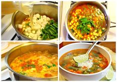 This is a simple, easy, and very versatile dish; you can add all of those vegetables in you fridge or basket and have a superb, comforting soup. The Mexican Vegetable soup is traditionally made with carrots, potatoes, zucchini, chayotes and spinach, with a chicken broth and a tomato sauce that combines all those flavors into...Read More