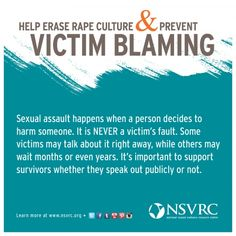 How to help victims of sexual abuse