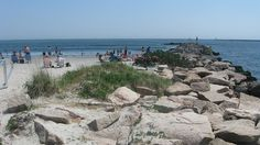 Salty Brine Beach, Galilee, RI                         One of my favorite places to be!