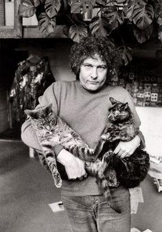 Hij heeft mooie katten