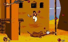 Aladin - Megadrive